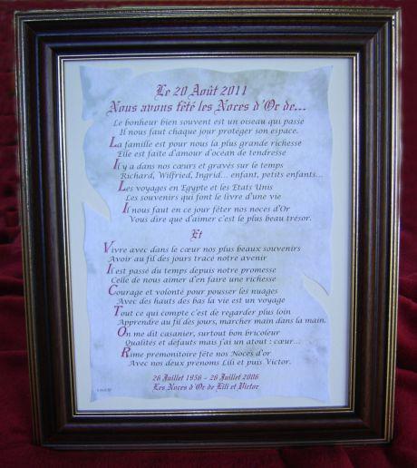 un cadeau danniversaire de mariage sur mesure original et personnalis - Chanson Personnalise Pour Mariage